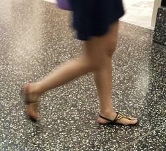 Street feet (313) (I Love Feet & Shoes) Tags: street sexy feet stockings pie shoes highheels sandals tights lingerie heels ps huf hoof bas pieds mules pantyhose schuhe casco piedi meias medias scarpe sandalias chaussures sapatos sandlias zapatillas sandalen  sandales  sabot sandali  strmpfe    calcanhares  fse