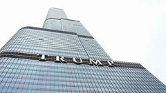 Trump International Hotel and Tower (_minette) Tags: branding architecturetour trumpinternationalhotelandtowerchicago