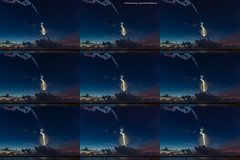 Life of an AtlasV plume by United Launch Alliance (Michael Seeley) Tags: satellite rocket ula rocketlaunch atlasv ccafs unitedlaunchalliance mikeseeley michaelseeley muos ulalaunch atlas551