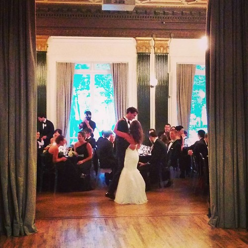 #firstdance #weddingnyc #wework #weworkwedding