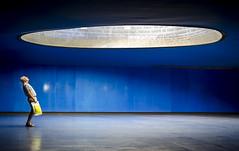 11-M Memorial (fernando_gm) Tags: madrid blue people man color colour nikon memorial remember 11m atocha d7000