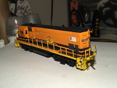 CBNS 1562 in HO (Timberley512) Tags: scale model capebreton ho gw gwi 1562 walthers gp151 cbns