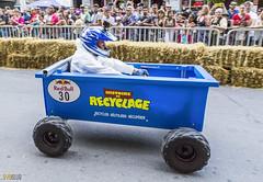 HISTOIRE DE RECYCLAGE - Redbull Soapbox Race Montreal Boite a Savon - 107 (Eva Blue) Tags: montreal soapbox recycling redbull recyclage 2015 redbullsoapboxrace beaverhallhill evablue boiteasavon botesavon histoirederecyclage
