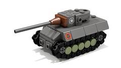 M18 Hellcat mini tank destroyer (Tamas090) Tags: m18 td hellcat minitank tankdestroyer ustank ww2tank m18hellcat legom18hellcat legominitank ww2ustankdestroyer