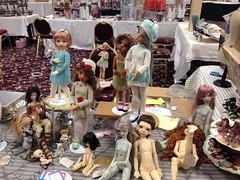 Modern Dolls Collectors Convention 2015 - Reno, Nevada, USA (Maram Banu) Tags: doll bjd msd dollshow kayewiggs jpopdolls fairystyle marambanu