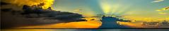 HDR panorama (ron rudolph) Tags: sunset sky storm nikon florida hdr portstjoe indurotripod nwpanhandle floridanwcoast