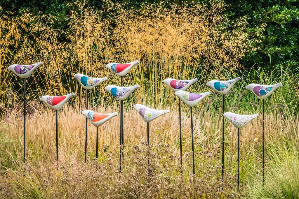 BIRD SONG BY MICHELE HANNAN [SCULPTURE IN CONTEXT 2015]-10805406