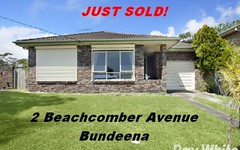 2 Beachcomber Avenue, Bundeena NSW