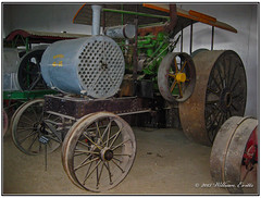 History - Agricultural Use - Reeves Traction Engine (Bill E2011) Tags: columbus history museum canon farm transport traction indiana farmland machinery alberta saskatchewan agriculture cultivation reeves ploughing marshalreeves