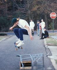 The Quarter (rfulton) Tags: boys skateboarding teenagers teens skate boarding
