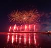 Guy Fawkes 2015 (Seabird NZ) Tags: newzealand christchurch beach reflections fireworks canterbury newbrighton wetsand newbrightonpier nikon1424mmf28 nikond810a guyfawkes2015