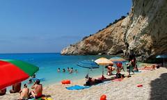 Porto Katsiki Beach (ForceMajeureMontenegro) Tags: beach greece griechenland ioniansea lefkada ionianislands portokatsiki grka