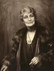 Emmeline Pankhurst, c.1920.