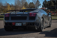 Wing (Hunter J. G. Frim Photography) Tags: cars coffee italian colorado grigio gray wing carbon lamborghini rare supercar awd v10 gallardo lamborghinigallardo superleggera telesto carsandcoffee lamborghinigallardosuperleggera lp5704 grigiotelesto lamborghinigallardosuperleggeralp5704