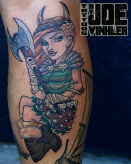 Tried something new not too long ago!  New schooley meets neotraditional pinup style #vikingchick! Fun request from a client! Thanks for looking! #artbyjoewinkler #eliteinktattoos #myrtlebeach #tattoos #tattooartist #tattooartistmagazine #tattoopeople #dy (artbyjoewinkler) Tags: mithratattoo tattoopeople radtattoos tattoos inkaddict neotrad eliteinktattoos dankubinrotary guyswithtattoos tattooartistmagazine vikingchick artbyjoewinkler colortattoo neotraditional dynamicink dankubin skinart mithraneedles eternalink myrtlebeach inkedup tattooartist