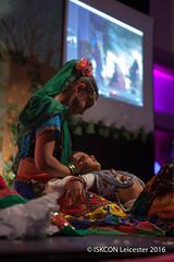 Janmashtami_250816_IMG_3152 (iskcon leicester) Tags: radhamadhava radha madhava srila prabhupada august 2016 janmashtami citycentre festival leicester drama music arts gopidots party birthday krishna hare rama maha mantra meditation bhaktiyoga bhakti