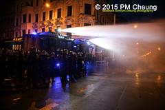 Proteste gegen Neonaziaufmarsch in Leipzig - Südvorstadt - Connewitz - 12.12.2015 - Leipzig - le1212 IMG_8662 (PM Cheung) Tags: leipzig demonstration sachsen proteste südvorstadt hooligans npd neonazis barrikaden csgas wasserwerfer nationalismus schlagstock krawalle rassismus naziaufmarsch gegendemonstration connewitz tränengas ausschreitungen sternmarsch südplatz htwk räumpanzer christianworch karlliebknechtstrase pmcheung pomengcheung lotharkönig facebookcompmcheungphotography dierechte pegida legida mengcheungpo silviorösler 12122015 leipzigconnwitz thügida offensivefürdeutschland leipzigbleibtrot protestfürfriedenundvölkerfreundschaft davidköckert gegenlinkenterrorunddielinkediktatur le1212