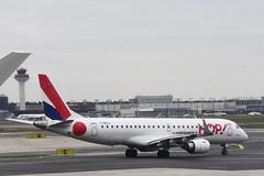 HOP for Air France (D70) Tags: france germany for airport europe frankfurt air hop ge lr embraer frankfurtairport erj190100 cf3410e6 erj190lr 2xgecf3410e6