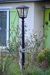 """Art nature (Brigitte ... """"Tatie Clic"""") Tags: sculpture art nature bois lampadaire clairage luminaire aquitaine lotetgaronne francesudouest 201512013"""