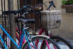 Masculin Feminin (Arrtez la Musique) Tags: masculine bikes bicycles donosti bicicletas euskadi basquecountry femenino paysbasque godard masculin feminin pasvasco blueandpink sansebastin femenine masculino rosayazul azulyrosa