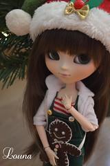 Lichi (~Louna~) Tags: christmas wig pullip noël custo obitsu ddalgi