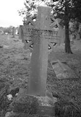 Grave of James Gardner (IanAWood) Tags: pinner londoncemeteries londonboroughofharrow walkingwithmynikon nikkorafs24mmf14g pinnercemetery nikondf