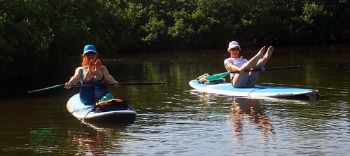 12_26_16 paddleboard Yoga Sarasota FL 13