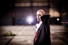 DSC_6597 (Marco Frig Photographer) Tags: girls red urban black halloween work project dark costume nikon artist factory vampire story horror diaries vampiri