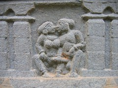 Hosagunda Temple Sculptures Photos Set-1-Erotic sculptures (26)