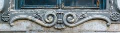 Blues (Brnzei) Tags: jupiter985mmf2mc lzos m42 pentaxk30 artifacts blue cables cavemanart decay junkyard manualfocus murky ornaments relief ruins rusty stitched windows bucureti