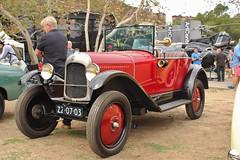 Art Center Car Classic 2016 (USautos98) Tags: 1922 citron 5cv cloverleaf