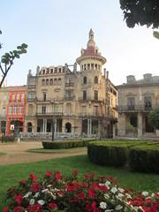 Torre de los Moreno (Ribadeo - Lugo - Galicia - Espaa) (Mara Grandal) Tags: indianos ribadeo lugo espaa galicia europa