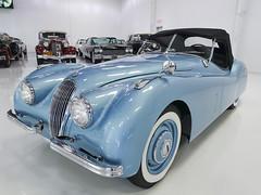 1952 Jaguar XK 120 Roadster (24) (vitalimazur) Tags: 1952 jaguar xk 120 roadster