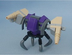 Grinder 3 (Mantis.King) Tags: lego legogaming legomecha moc mechaton mobileframezero mfz mf0 microscale mecha mech multiped scifi futuristic wargames tripletchallenge