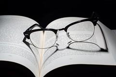 Love Reading (kevinafmoreno) Tags: heart glasses reading love