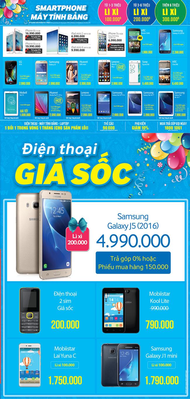 Khai trương siêu thị Điện máy XANH Lê Văn Việt, Quận 9