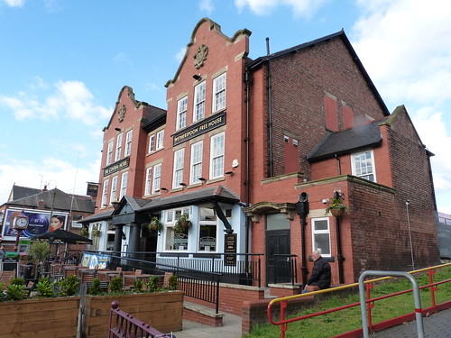 The Central Hotel, Shotton