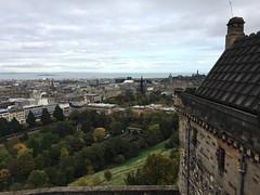 The view from Edinburgh Castle. (Baz Richardson (trying to catch up)) Tags: scotland edinburgh edinburghcastle cityscapes princesstreetgardens