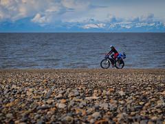 Beachpacking Nikiski to Homer (Wandering by Bicycle) Tags: bikepacking bicycletouring alaska kenaipeninsula nikiski homer beachpacking fatbike fatbiking