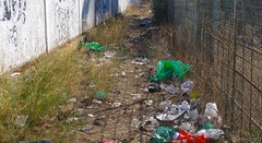 Post-Culture Horizon (Honevo) Tags: postculture horizon garbage poscultura postworld basura plasticpollution