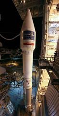 WorldView-4 Tower Roll (Lockheed Martin) Tags: worldview4 wv4 tower roll satellite launch rocket atlasv vandenbergafb digital globe lockheedmartin united alliance