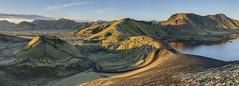 Landmannalaugar (Sergey-Aleshchenko) Tags: iceland landscape mountains panorama nikon d800 visipix