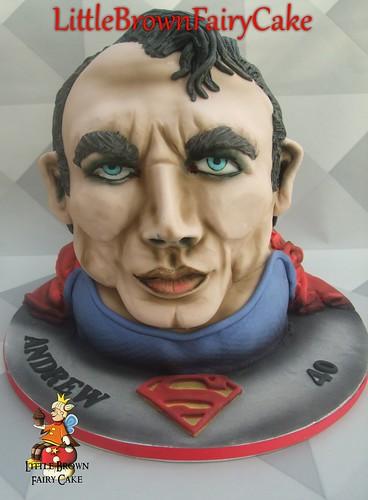 a superman