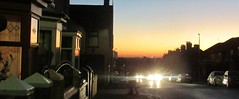 The afterglow (billnbenj) Tags: barrow cumbria sunset afterglow
