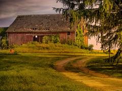 No Longer Home (henryhintermeister) Tags: barns minnesota oldbarns clouds farming countryliving country sunsets storms sunrises pastures nostalgia skies outdoors seasons zumbrotamn field