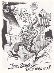 Robert Crumb / Endzeit Comics / page 142 (micky the pixel) Tags: comics comic comix undergroundcomics buch book livre zweitausendeinsverlag robertcrumb endzeitcomics