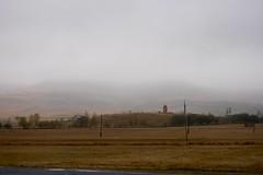 Mountain village (Marianna Gabrielyan) Tags: mountain village church fog armenia