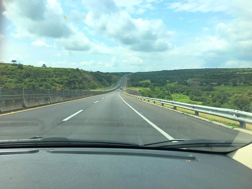 #Roadtrip #Zacatecas - #Guadalajara #VisitiMexico #Traveling #Travel #Highway