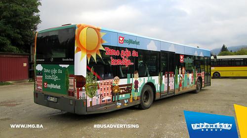 Info Media Group - Moj Market, BUS Outdoor Advertising, Banja Luka 10-2016 (6)