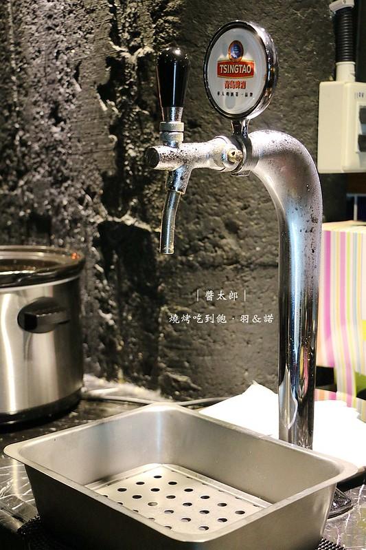 台北捷運中山醬太郎日式燒肉吃到飽22